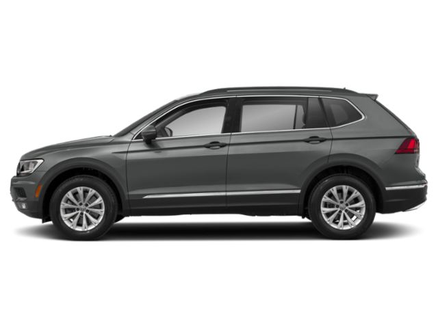 New 2019 Volkswagen Tiguan 2.0T S 4Motion