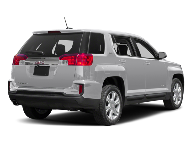 New 2017 Gmc Terrain Sle 1 Suv In Rice Lake R1762 Don