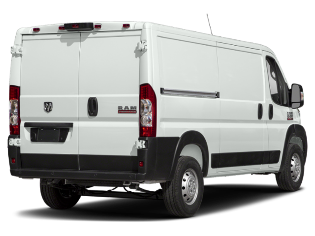 New 2019 RAM ProMaster Low Roof 136WB