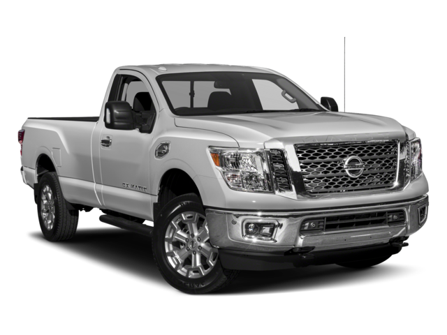 Nissan Conroe New 2017 Nissan Titan XD S Regular Cab Pickup in Conroe # ...