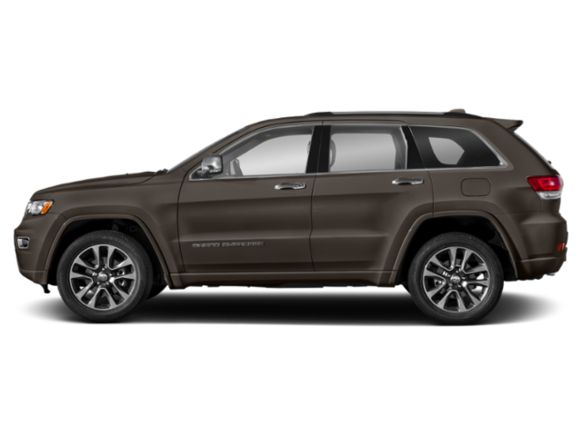 New 2020 JEEP Grand Cherokee Overland