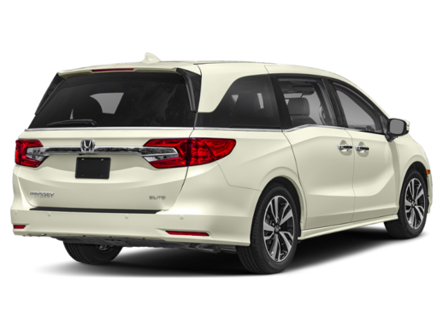 New 2019 Honda Odyssey Elite With Navigation
