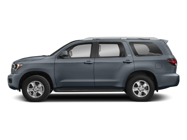 New 2018 Toyota Sequoia Platinum Suv In Midlothian H60870
