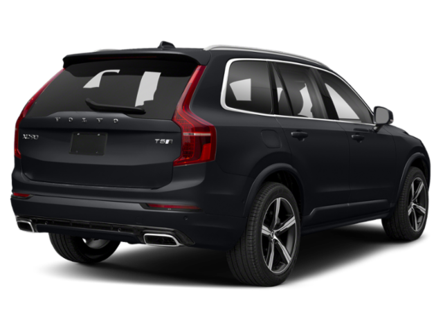 New 2020 Volvo XC90 T6 R-Design