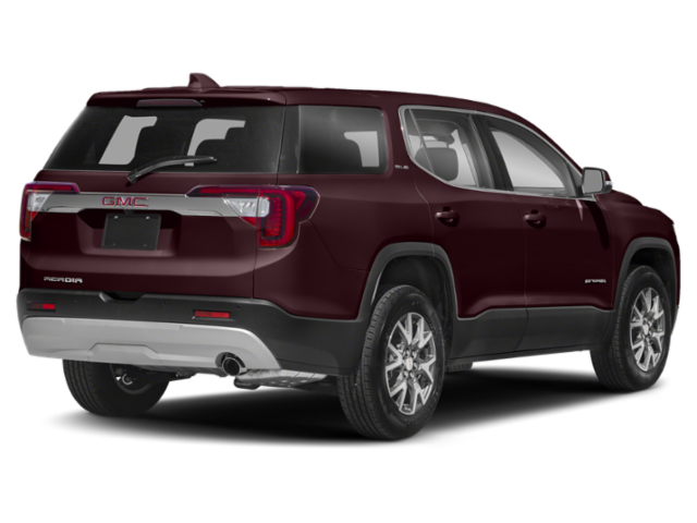 New 2020 GMC Acadia AT4