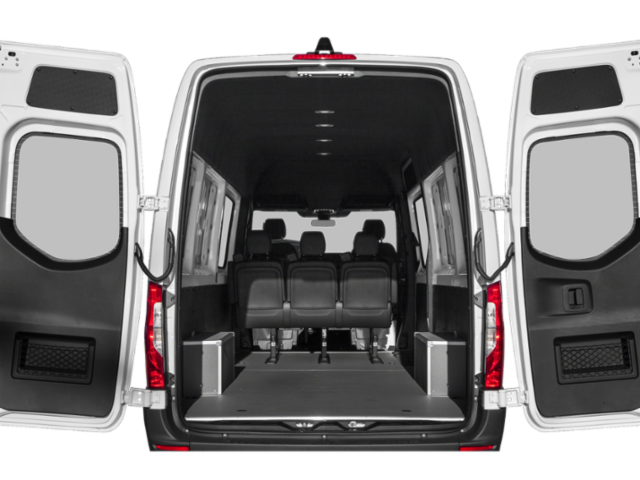 New 2019 Mercedes-Benz Sprinter Crew Van 2500 Cargo Van