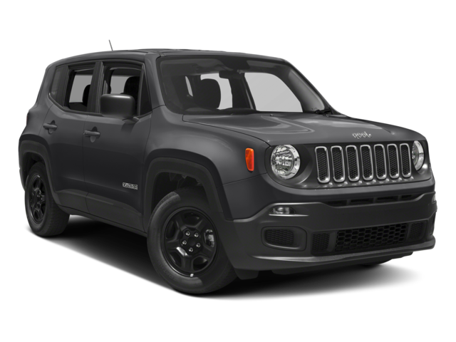 New 2018 Jeep Renegade Sport 4x4 Sport Utility In