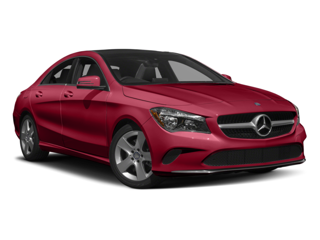 New 2018 mercedes benz cla cla 250 coupe in edison 1824 for Ray catena motor car corp