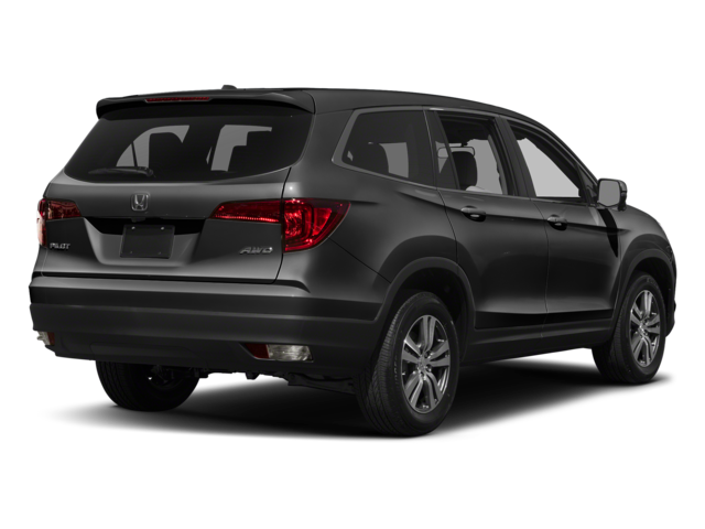 New 2017 Honda Pilot Ex L 4d Sport Utility In Billings