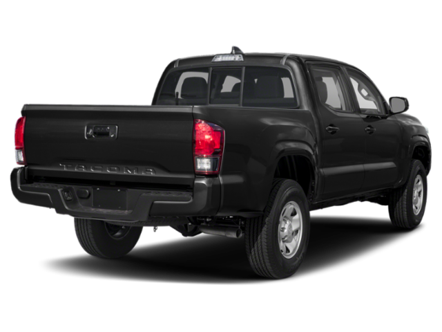 New 2020 Toyota Tacoma 2WD TB PKG SR Double Cab 5' Bed I4 AT (Natl)
