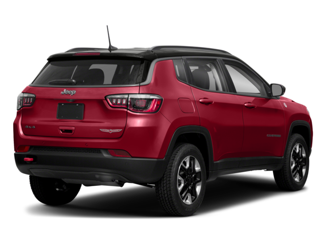 New 2018 Jeep Compass Trailhawk 4d Sport Utility In Taylor