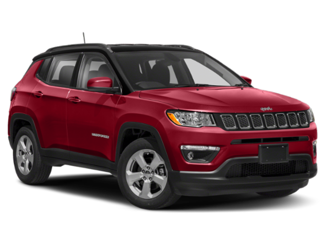 New 2019 Jeep Compass Altitude 4x4 w/ Navigation