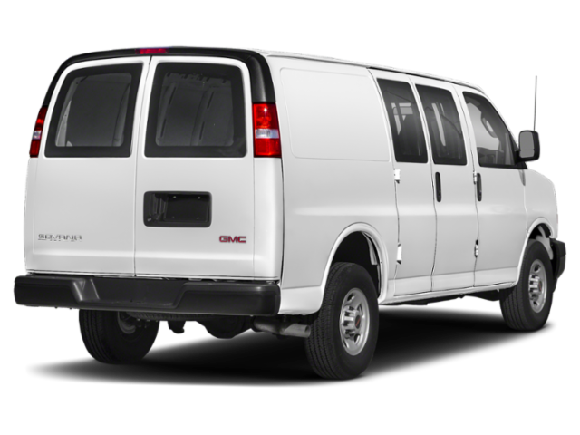 New 2020 GMC Savana 3500 Work Van