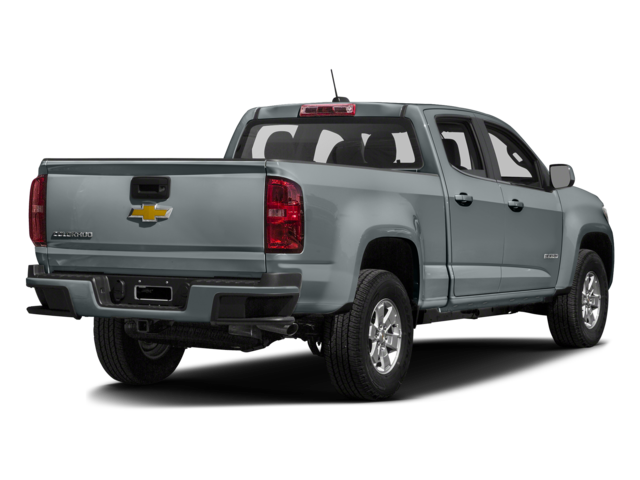 New 2018 Chevrolet Colorado 2wd Work Truck Crew Cab Pickup