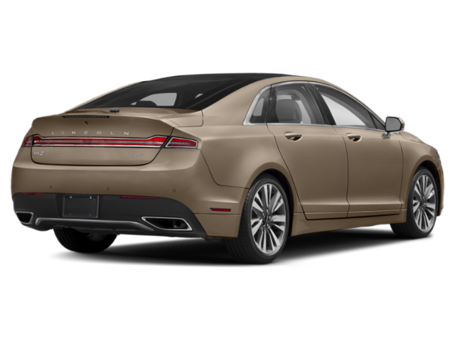 New 2019 Lincoln MKZ Reserve II