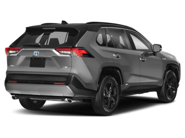 New 2020 Toyota Rav4 Hybrid Xse Sport Utility In 102281 Bennett Automotive Group