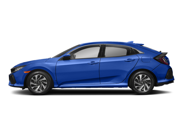 New 2018 Honda Civic Hatchback LX CVT