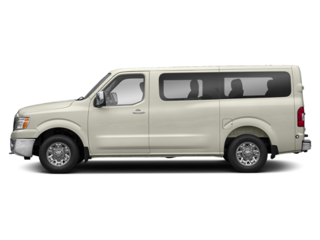 New 2018 Nissan NV Passenger NV3500 HD S V6
