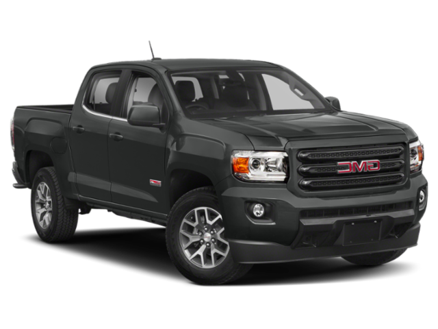 New 2019 GMC Canyon 4WD All Terrain w/Leather MIDSIZE ...