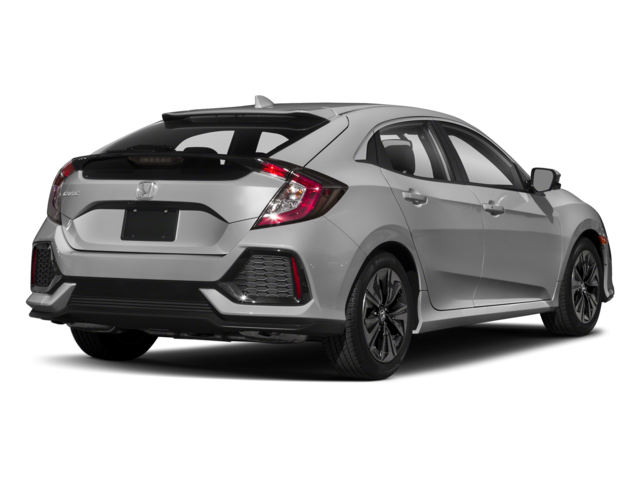 New 2018 Honda Civic Hatchback EX-L Navi CVT