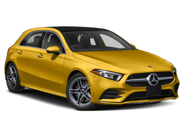 New 2020 Mercedes-Benz A250 4MATIC Hatch
