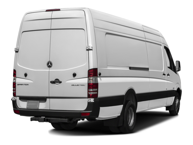 New 2016 Mercedes Benz Sprinter Cargo Vans 4wd 3500 144