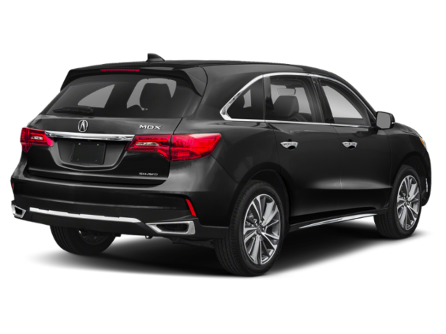 New 2019 Acura MDX w/Technology/Entertainment Pkg