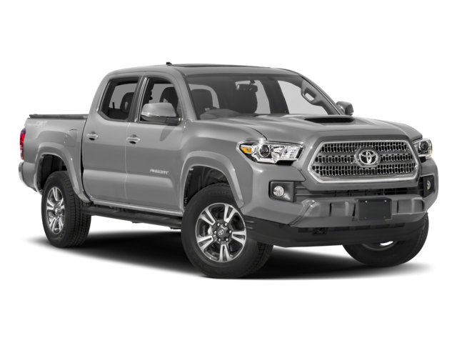 new 2017 toyota tacoma trd sport v6 truck double cab hx036288 jerry durant auto group. Black Bedroom Furniture Sets. Home Design Ideas