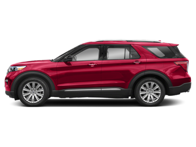 New 2020 Ford Explorer LIMITED 4WD