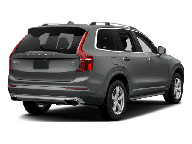 New 2017 Volvo Xc90 T6 Momentum 4d Sport Utility In