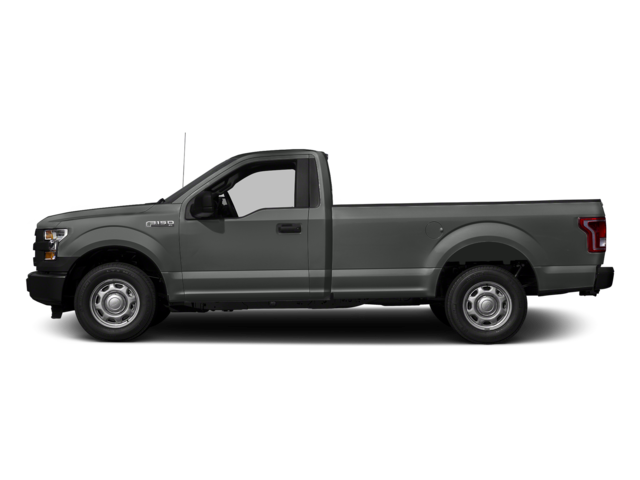 New 2017 Ford F-150 Reg Cab $20,999 after factory rebates!