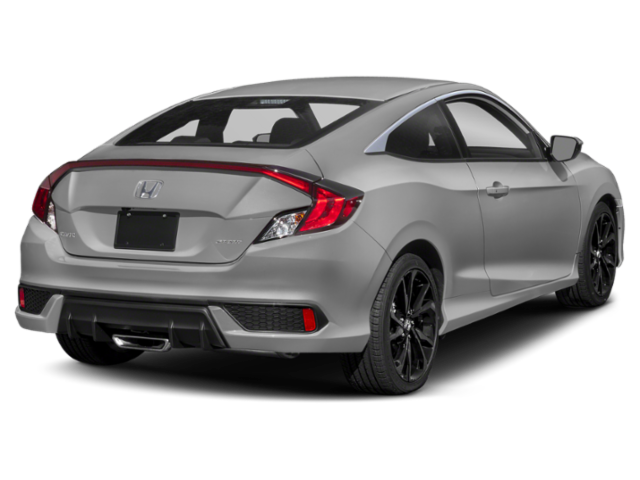 New 2019 Honda Civic Coupe Sport Coupe In Newton 190552 Sussex Honda