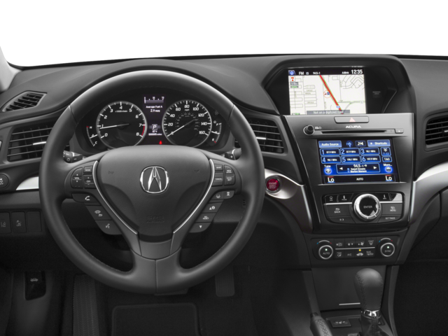 New 2017 Acura Ilx With Technology Plus Package