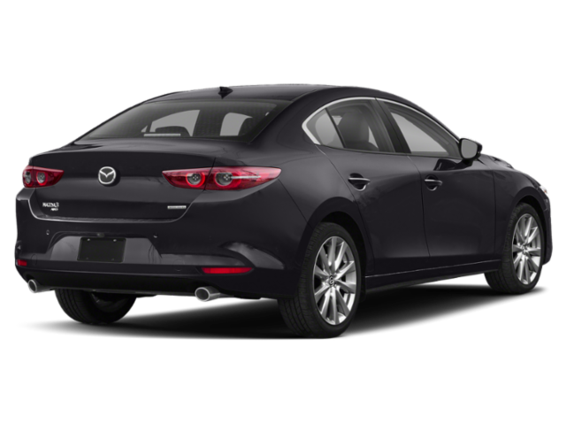 New 2020 Mazda3 GT - Sunroof