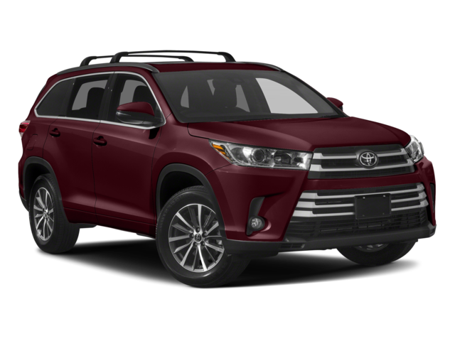 New 2018 toyota highlander xle v6 awd sport utility in for Central maine motors chevy