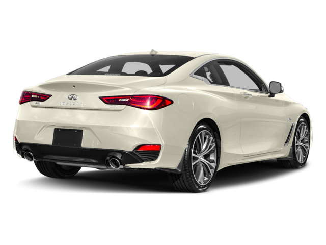 New 2018 Infiniti Q60 3 0t Luxe 2d Coupe In Westchester