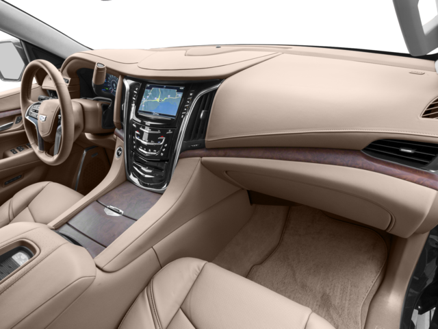 New 2018 Cadillac Escalade Platinum Edition 4D Sport ...