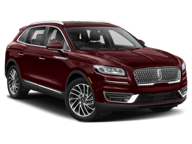 New 2019 Lincoln Nautilus Reserve