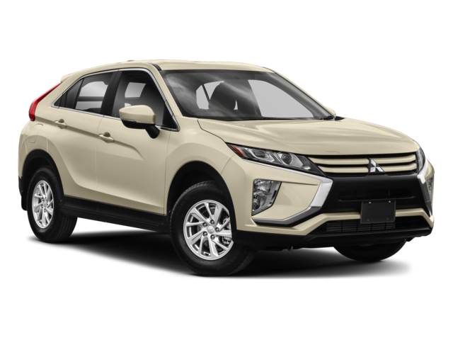 New 2018 Mitsubishi Eclipse Cross Es Fwd Sport Utility In