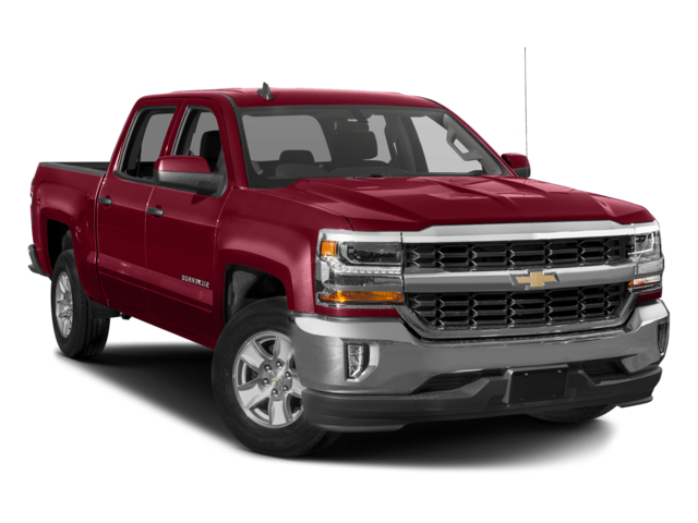 New 2018 chevrolet silverado 1500 lt 4d crew cab in for Bayer ford motor company