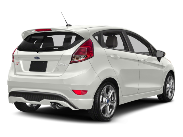 New 2017 Ford Fiesta St Hatch 4dr Car In Christiansburg