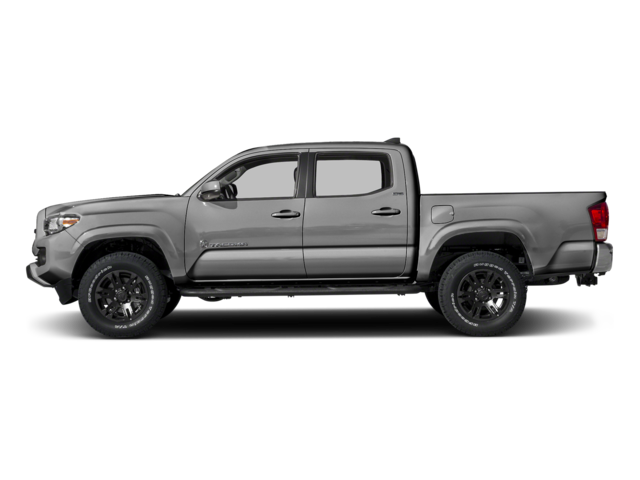 New 2017 Toyota Tacoma Sr5 Double Cab 6 Bed V6 4x4 At