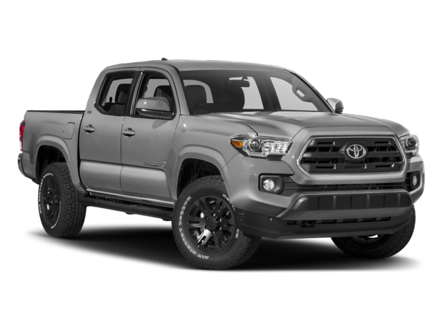 New 2018 Toyota Tacoma Sr5 Double Cab Pickup In Boston
