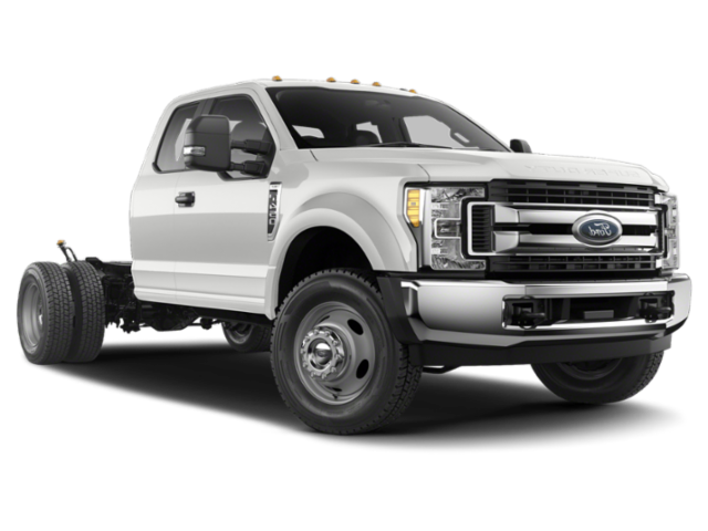 New 2019 Ford Super Duty F-550 DRW XL 2WD REG CAB 169 WB 84