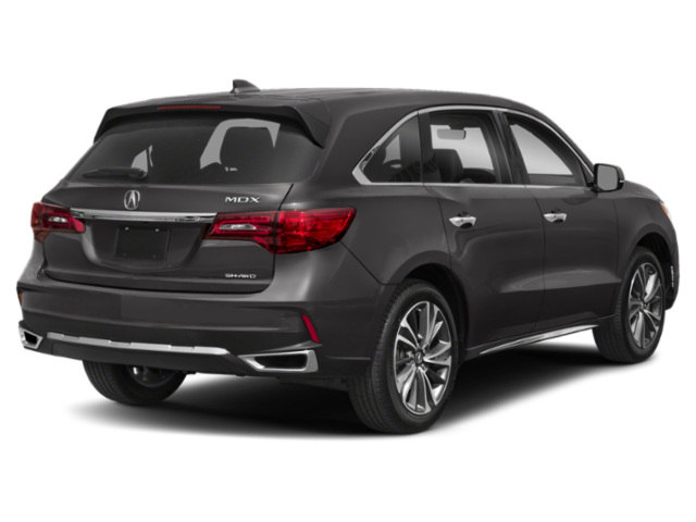 New 2019 Acura MDX Tech