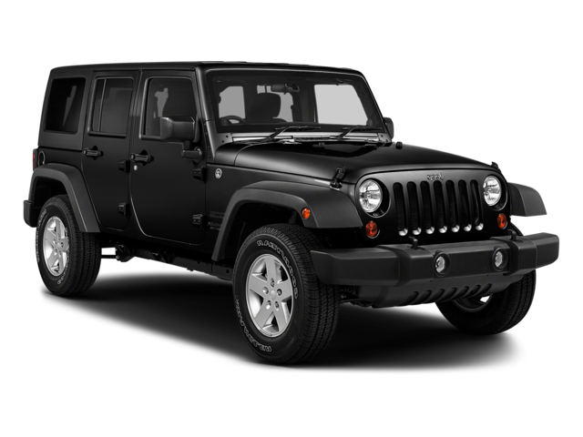 New 2017 Jeep Wrangler Jk Unlimited Sport Sport Utility In