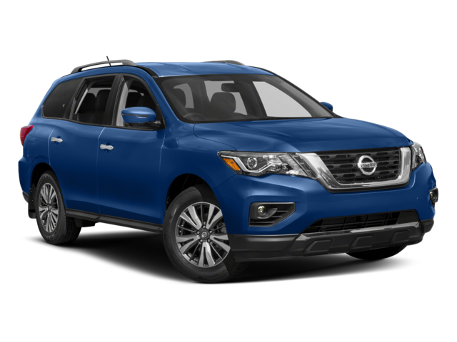 New 2018 Nissan Pathfinder Sv 4d Sport Utility In Richmond
