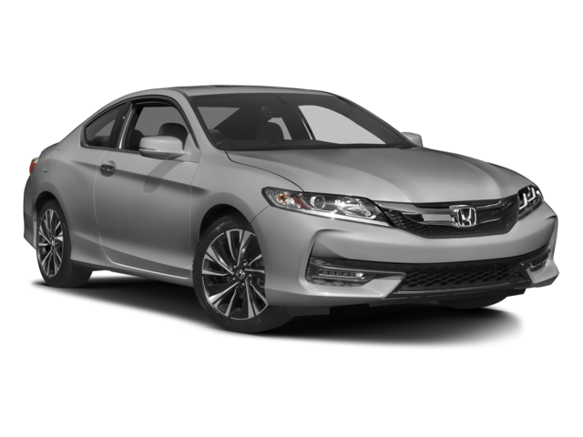 New 2017 Honda Accord Ex L 2d Coupe In Salt Lake City
