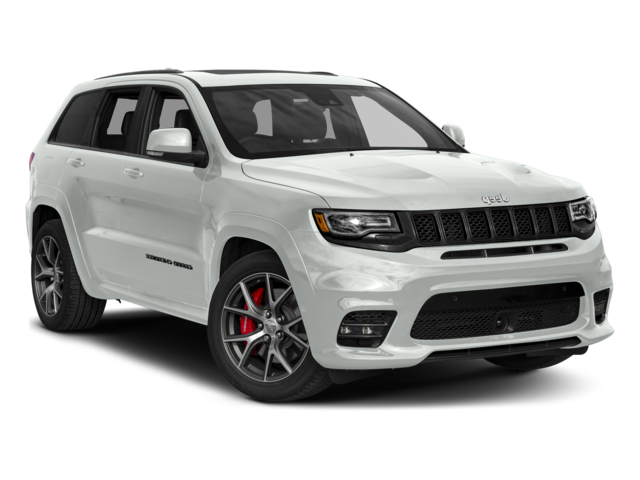 New 2018 Jeep Grand Cherokee Trackhawk Sport Utility In