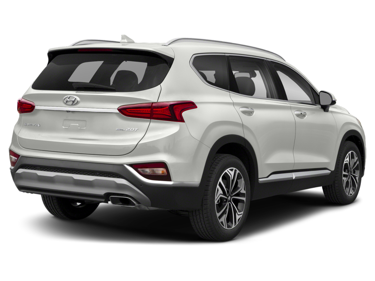 2020 Hyundai Santa Fe Limited With Navigation & AWD